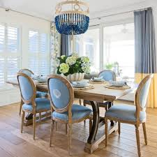 Coastal Living Dining Room 15 Ways To Decorate With Pantone U0027s 2016 Colors Of The Year