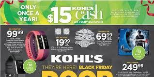 kohl black friday 2017 kohls sales paperwritngs and papers writngs and papers