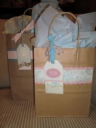baby shower gift bag ideas photo baby shower gift bags image