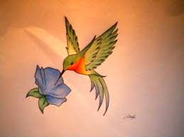 41 best hummingbird tattoos images on pinterest tattoo designs