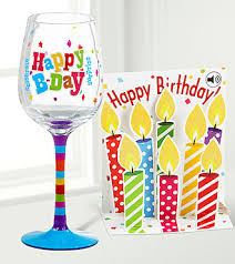wine birthday gifts birthday cheer wine glass pop up card gift set d321 gifts