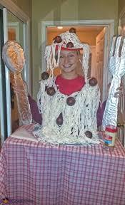 Meatball Halloween Costume Spaghetti Meatballs Costume Halloween Costume Ideas