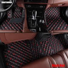 zhaoyanhua car floor mats for font b mitsubishi b font lancer galant asx pajero font b jpg