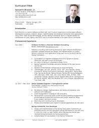 preparing cv resume exle cv resume