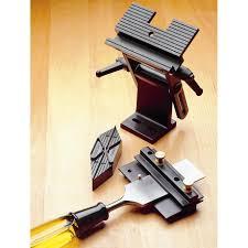 veritas tool rest u0026 grinding jig jigs grinding u0026 polishing