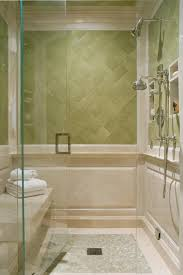 lime green bathroom tiles