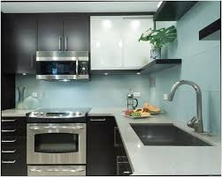 Modern Kitchen Backsplash Designs Modern Kitchens Glass Backsplash Design Glass