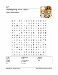 thanksgiving printables thanksgiving wordsearch print the
