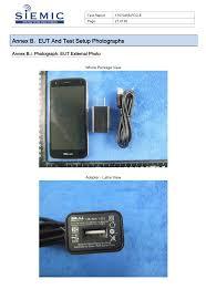 bureau veritas chine bluc5 mobile phone external photos test report products inc
