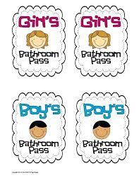 Bathroom Pass Ideas School Bathroom Clipart Lovely Brilliant Bathroom Pass Bathroom