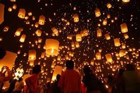 lanterns new year top 30 party places to celebrate new year s 2018 in thailand