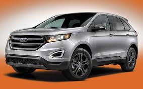ford edge crossover 2019 ford edge suv limited price the crossover ford edge was
