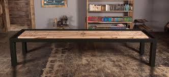 9 Foot Shuffleboard Table by Parsons Shuffleboard Table District Mills