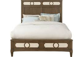 oak king beds shop oak king size bed frames online