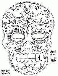 african mask coloring pages tiki mask coloring page kids coloring