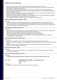 Retired Police Officer Resume Radcliffe Colin Resume May 2015