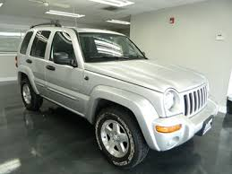 jeep cherokee xj sunroof 2004 used jeep liberty limited 4x4 2004 jeep liberty limited 4wd suv