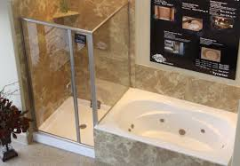 Bathtub Shower Tile Ideas Shower Shower Bathtub Combo Awesome Soaking Tub Shower Combo