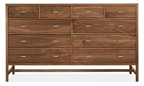 Bedroom Dresser Berkeley Wood Dressers Modern Dressers Modern Bedroom