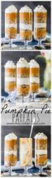 Favorite Thanksgiving Dessert Cheesecake U0026 Pumpkin Pie Parfaits