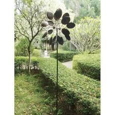 Garden Spinners And Decor Amazon Com Big Modern Art Kinetic Outdoor Metal Dual Wind