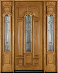 solid exterior wood doors for your house furniture design ideas
