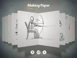 introducing paper a simply beautiful sketchbook app ipad