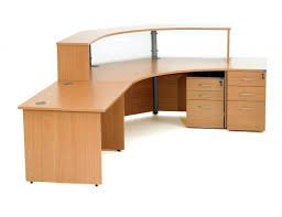 Appealing Small Reception Desk Ideas Desk 71 Charming 3 From Wraparound Reception Desks 3 From
