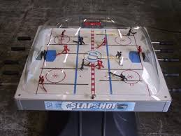 bubble hockey table reviews shelti slapshot dome hockey table table hockey planet