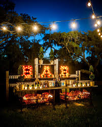 outdoor party ideas elegant outdoor party has amazing outdoor party lights on