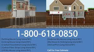 House Building Estimate Free Estimate Repair Foundation Lift House 1 800 618 0850 Long
