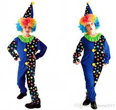 Joker Halloween Costume Kids Embarrassing Joker Harlequinade Costumes Cute Clown Anime Cosplay