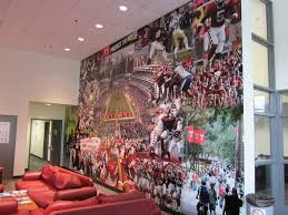 wall murals wrapthatcar temple football wall mural