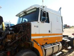 volvo white trucks for sale volvo wia salvaged truck cab for a 1994 gmc volvo white wiat for