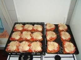 inventer une recette de cuisine recette croc moelleux chèvre tomates inventé 750g