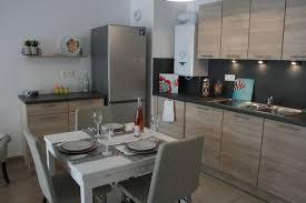 cuisine pour appartement aménagement d un appartement témoin pour bouygues immobilier