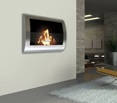 amazon com anywhere fireplace chelsea stainless steel wall