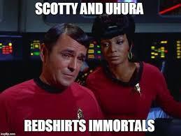 Red Shirt Star Trek Meme - pretty 38 best red shirt jokes star trek images on pinterest