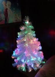 time artificial trees pre lit 32 fiber optic