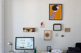 Graphic Designer Desk Blanca Gómez