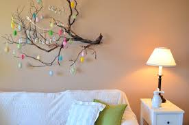 Easter Room Decorations Diy by Easter Branch Decor Tourist Of Life