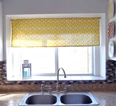 diy kitchen curtain ideas