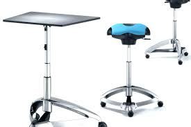 proper height for standing desk lumisource oc jy lmb wl bk lombardi height adjustable office chair