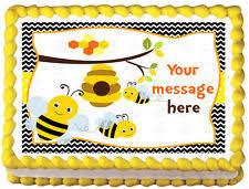 bumble bee cake topper bumble bee cupcake picks cheap bumblebee cake topper with bumble