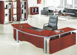 Executive Office Desks For Home Shining Ideas Modern Office Desk Home Design Pertaining To