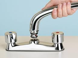 changing a kitchen sink faucet faucet design change kitchen sink faucet fixture hole size