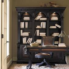 Hooker Bookcases Hooker Furniture Telluride Bookcase With Bottom Storage