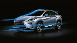 future cars brutish new lexus lexus rx luxury crossover lexus uk