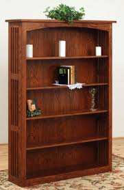 Mission Bookcase Plans Bookcases Ideas Best Mission Style Bookcase Mission Style