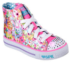 skechers light up shoes on off switch buy skechers shopkins shuffles kooky cookie shopkins shoes only
